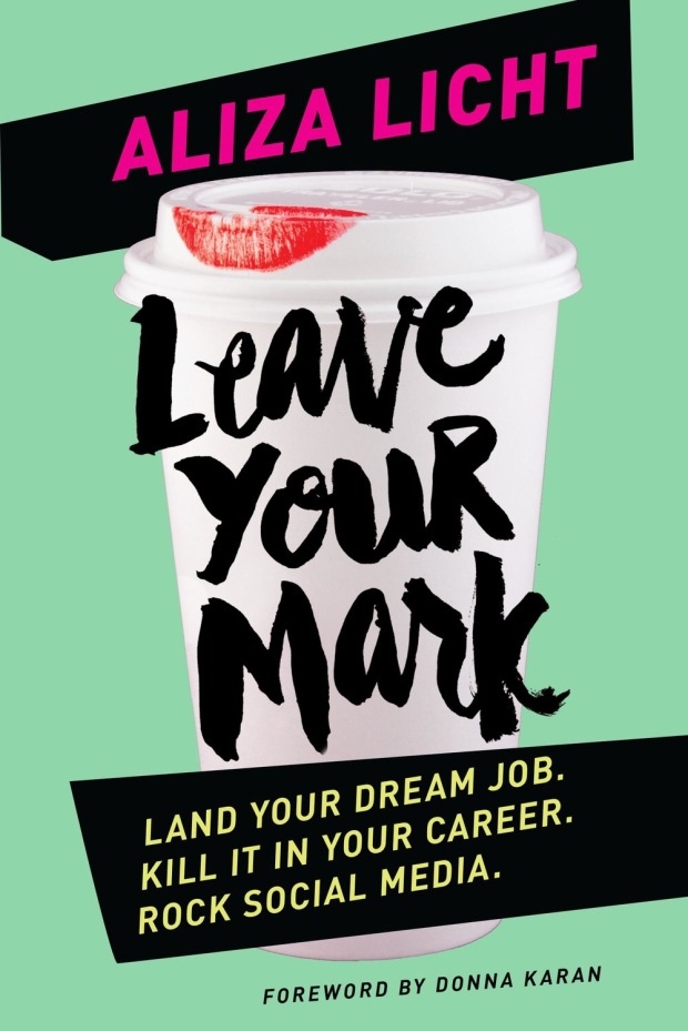 leave Your Mark cover