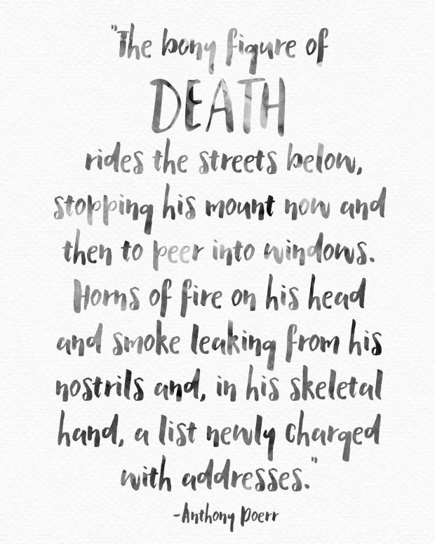 ATLWCS - Death